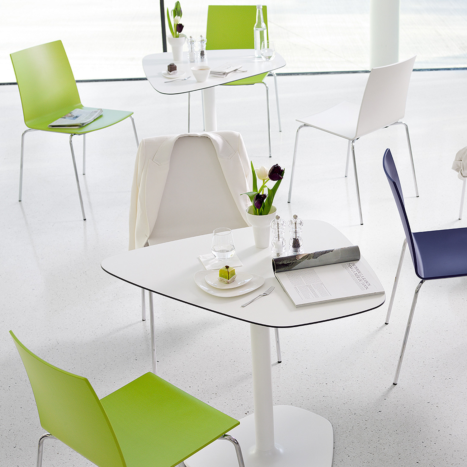 Update Bistro Chair by Wiesner Hager