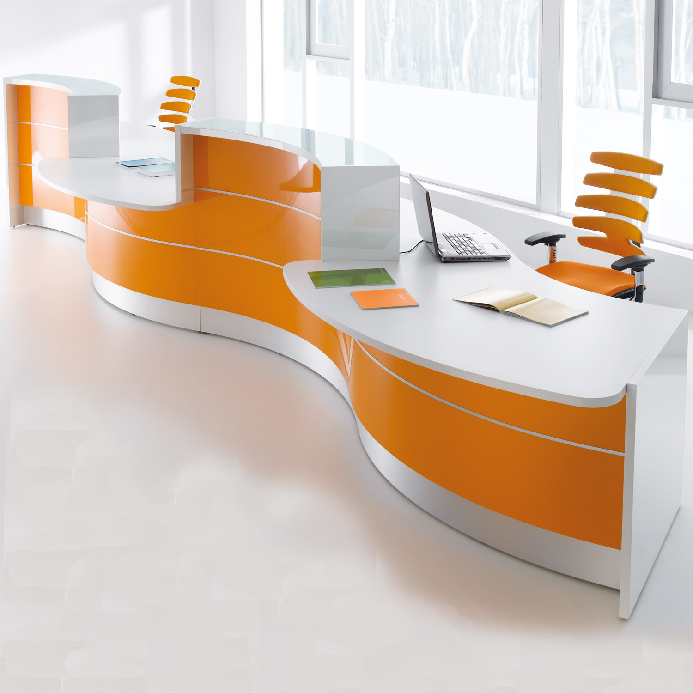 Valde Contemporary Reception Desk