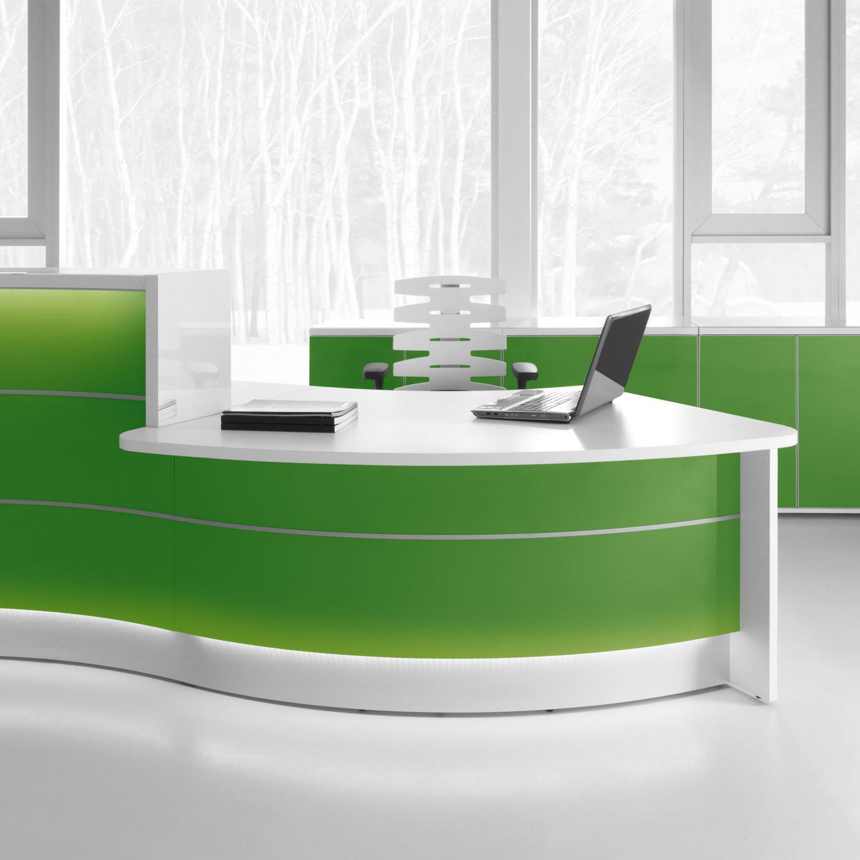 Valde Reception Counter