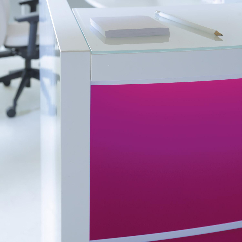 Valde Reception Desk Detail