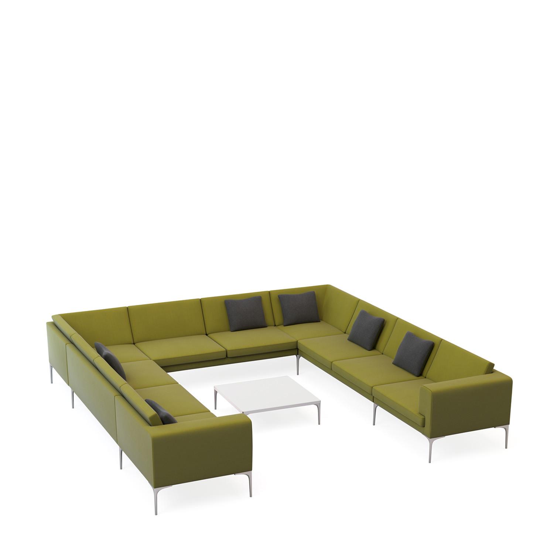 Vale Modular Sofa System by Orangebox