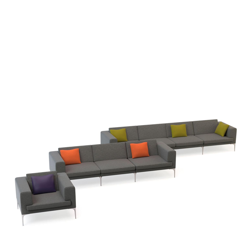 Vale Reception Sofa