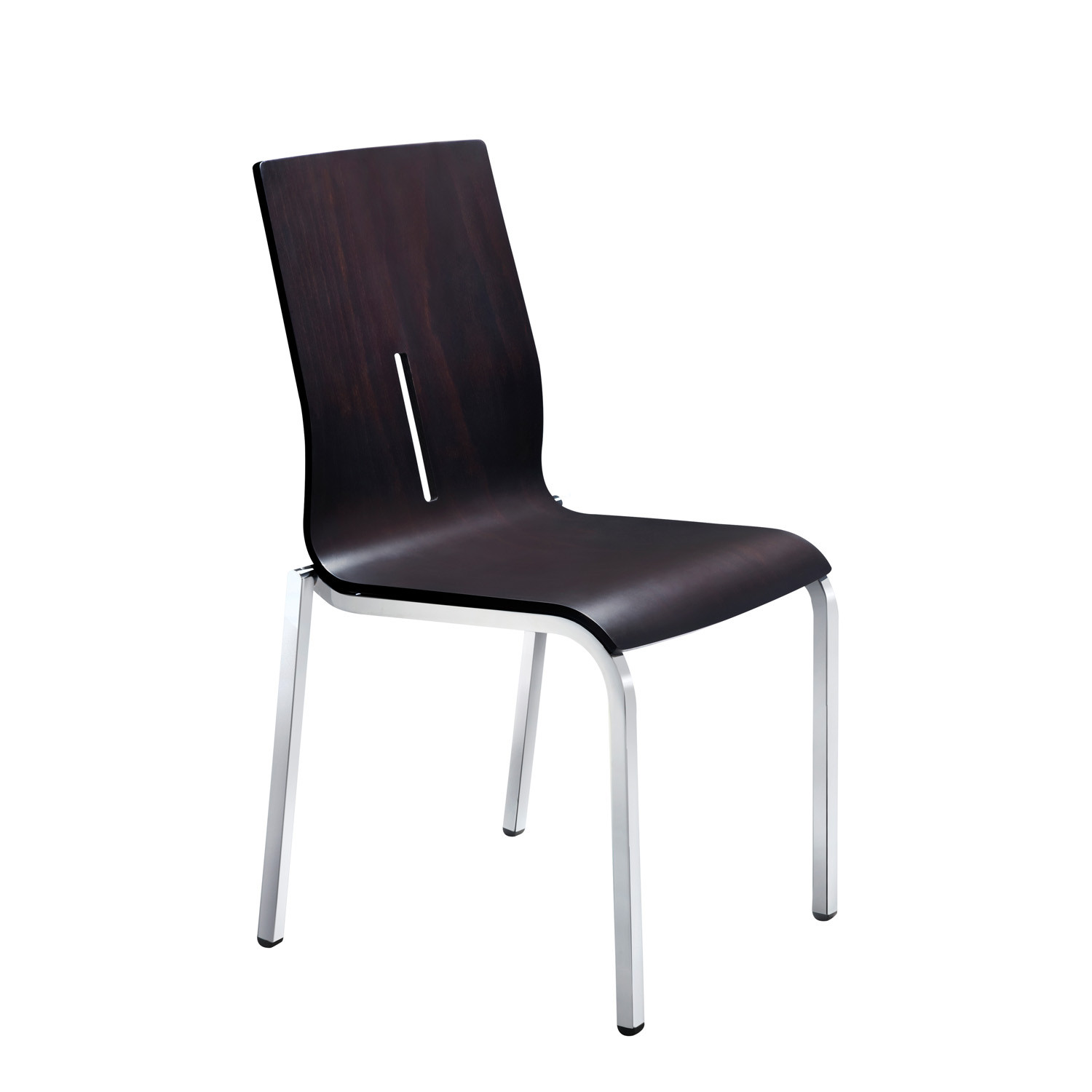 Vent Black Dining Chair