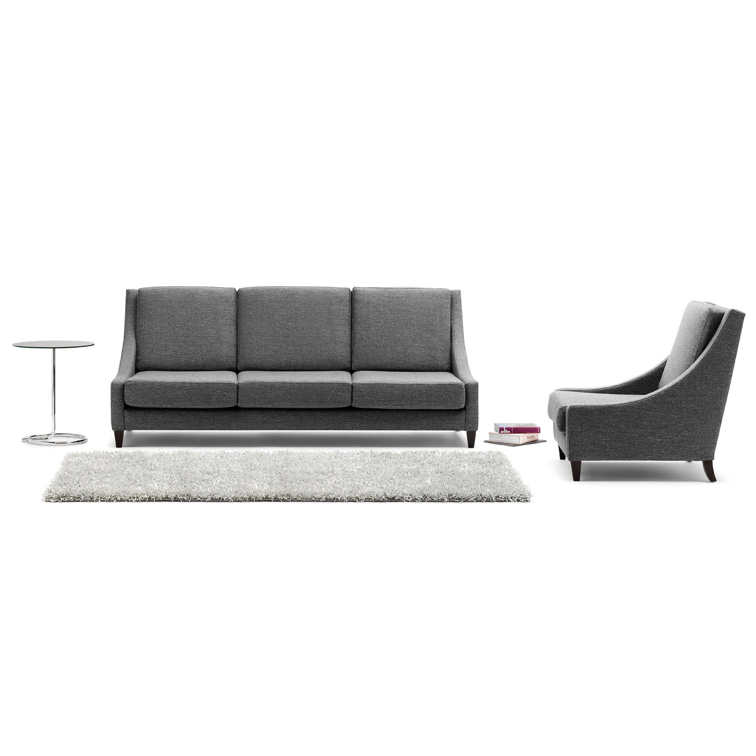 Vernon Sofa and Armchair by Lyndon Design
