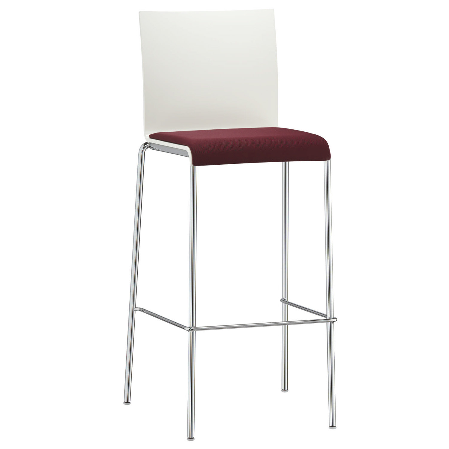 Verona Bar Stool with exta seat upholstery