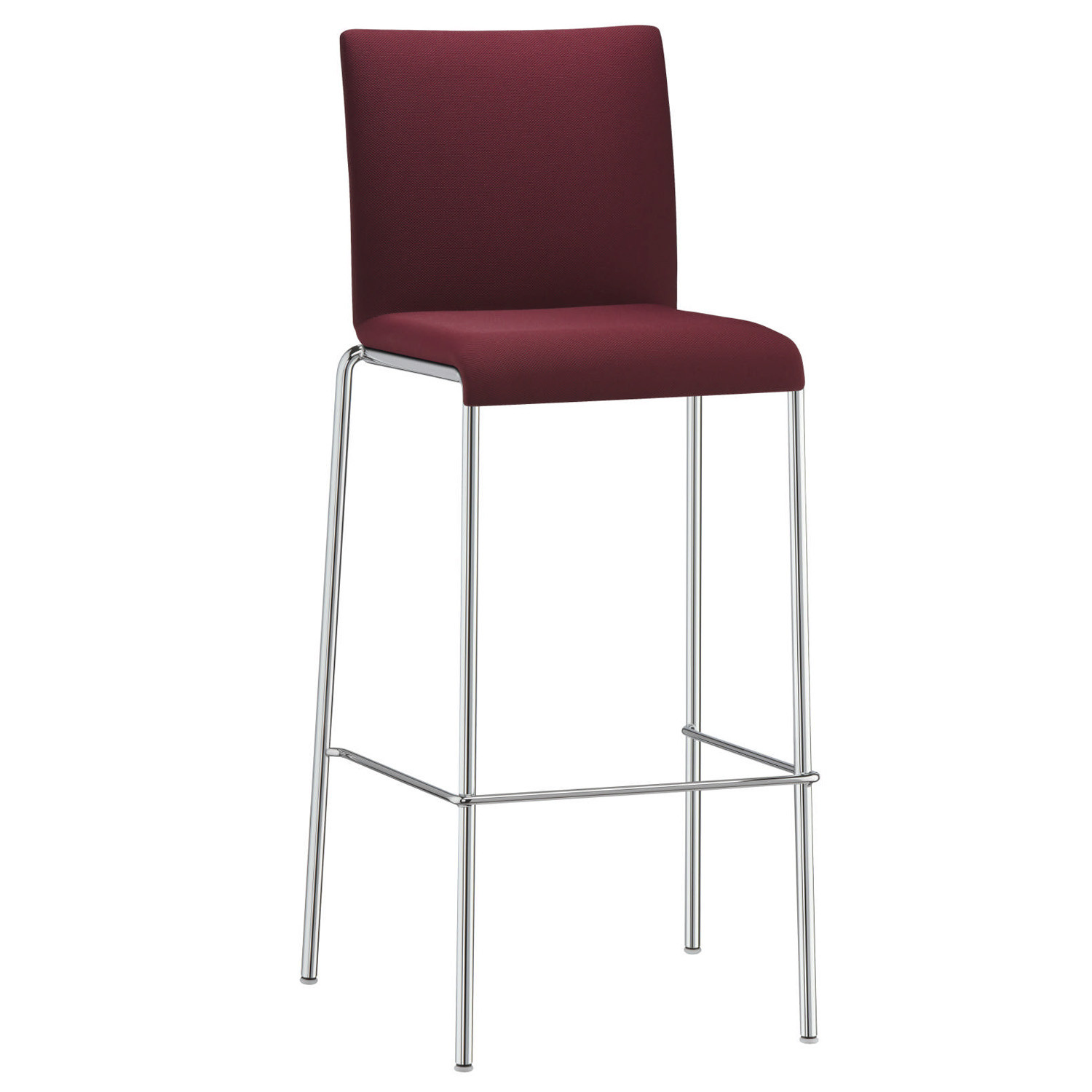 Verona Bar Stool fully upholstered