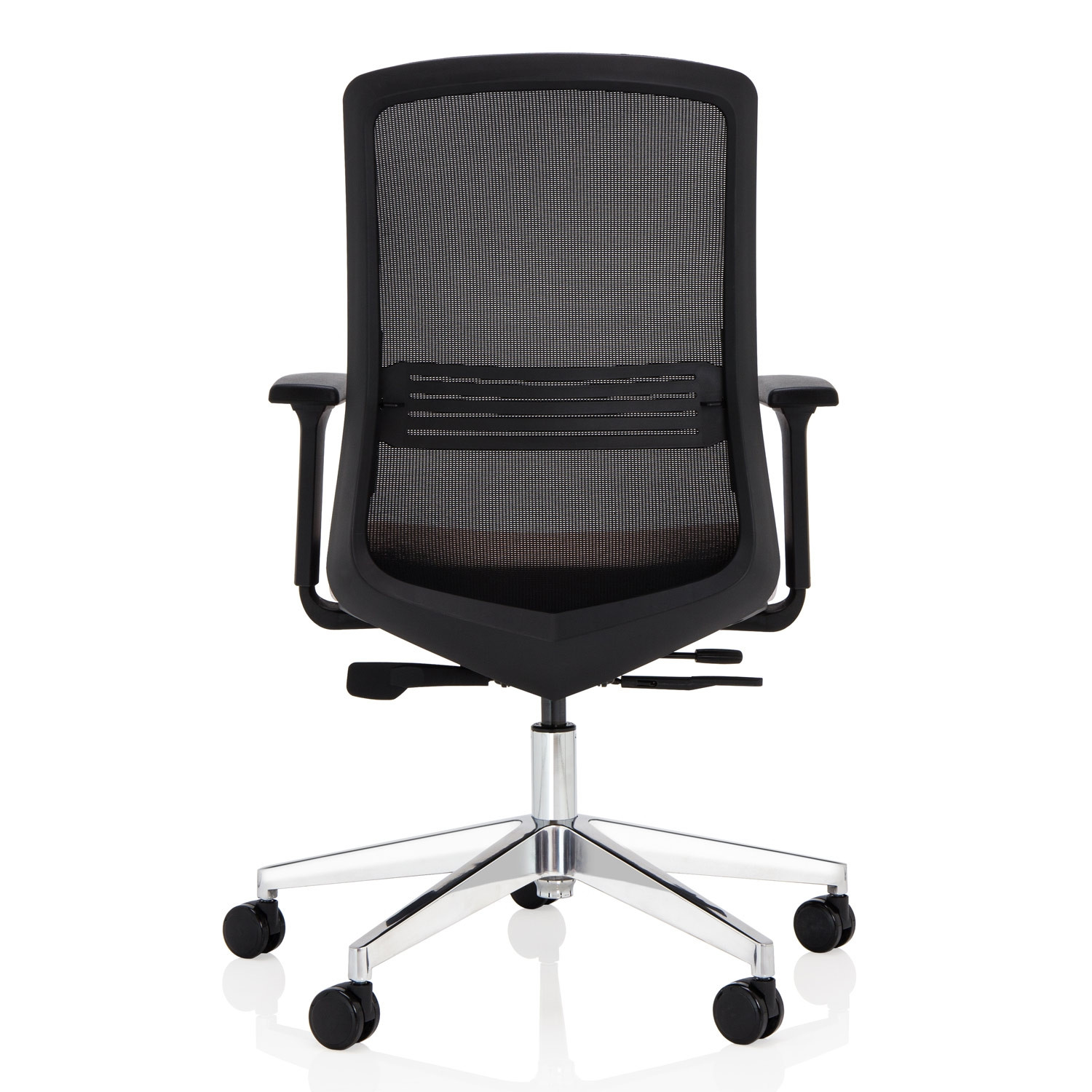 Vida Mesh Task Chair Rear View