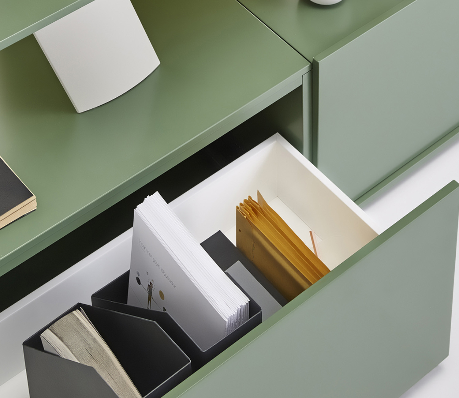 Vis Office Storage Cabinet Drawer