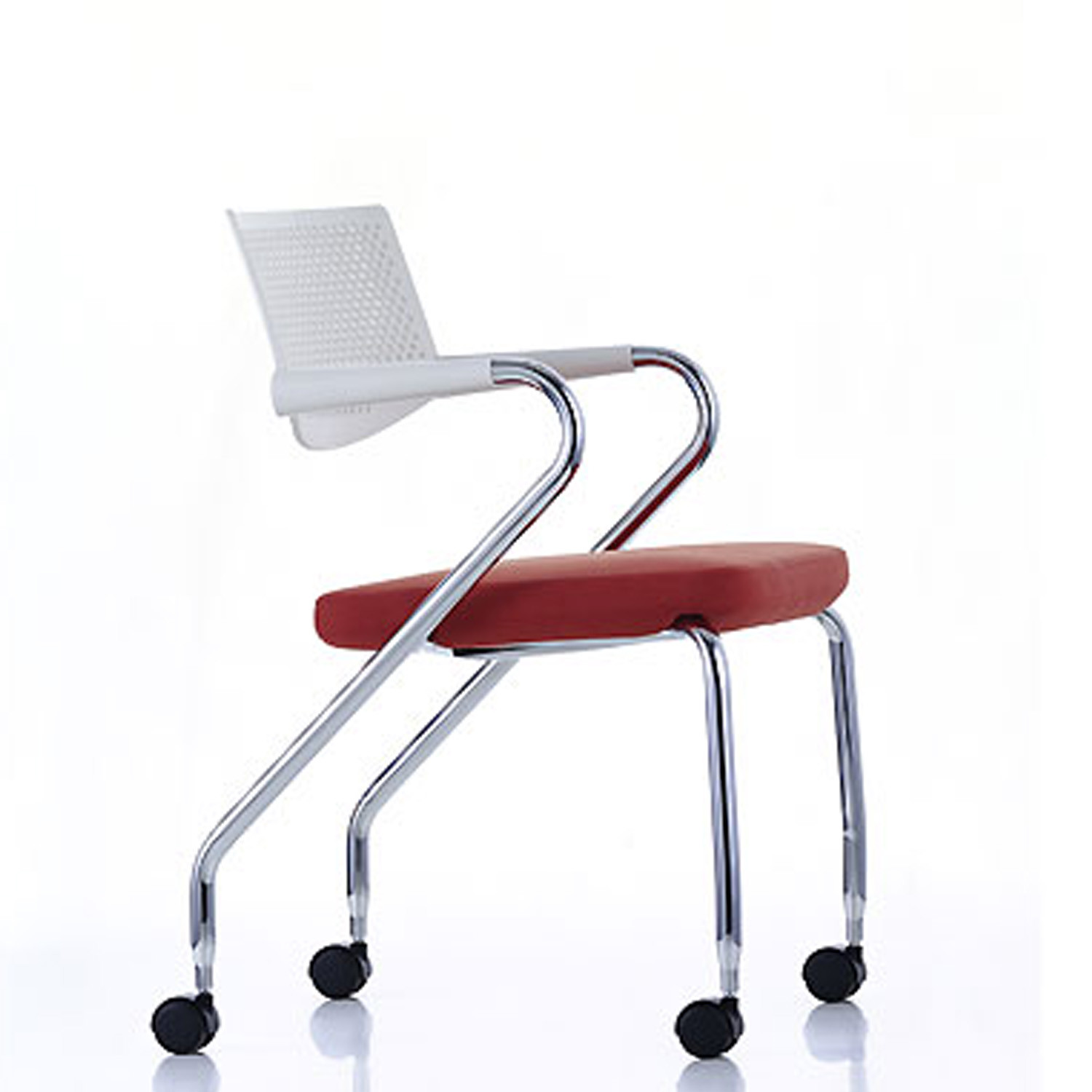 Visaroll 2 Chair on castors