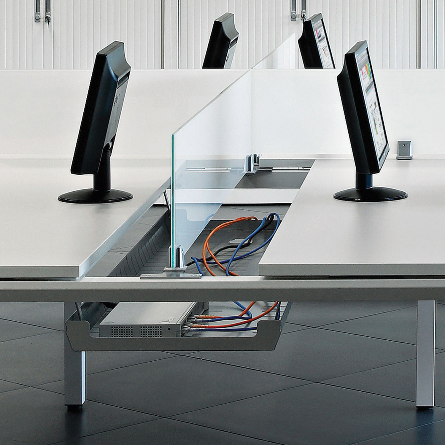 Vital Plus ST Desks With Sliding Desk Tops