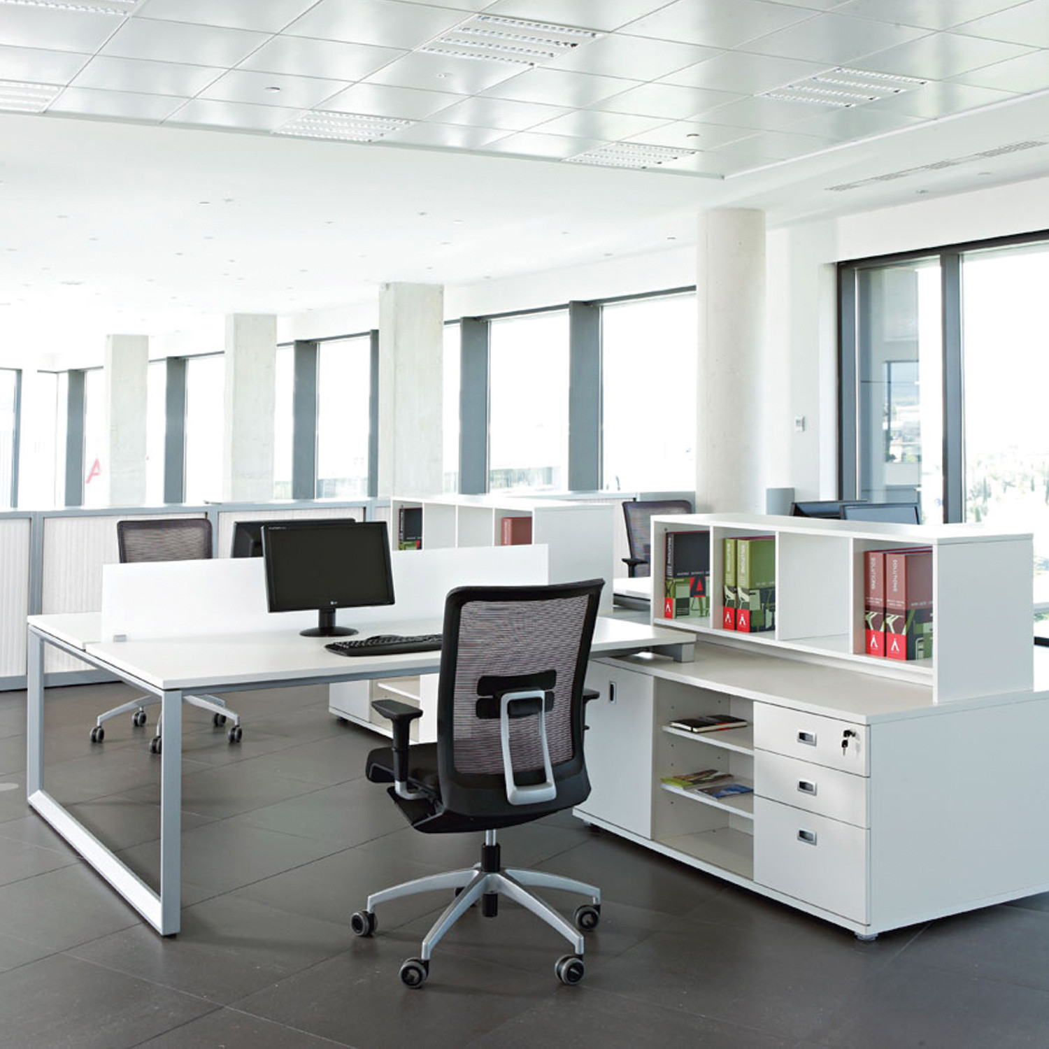 Vital Plus ST Office Desks