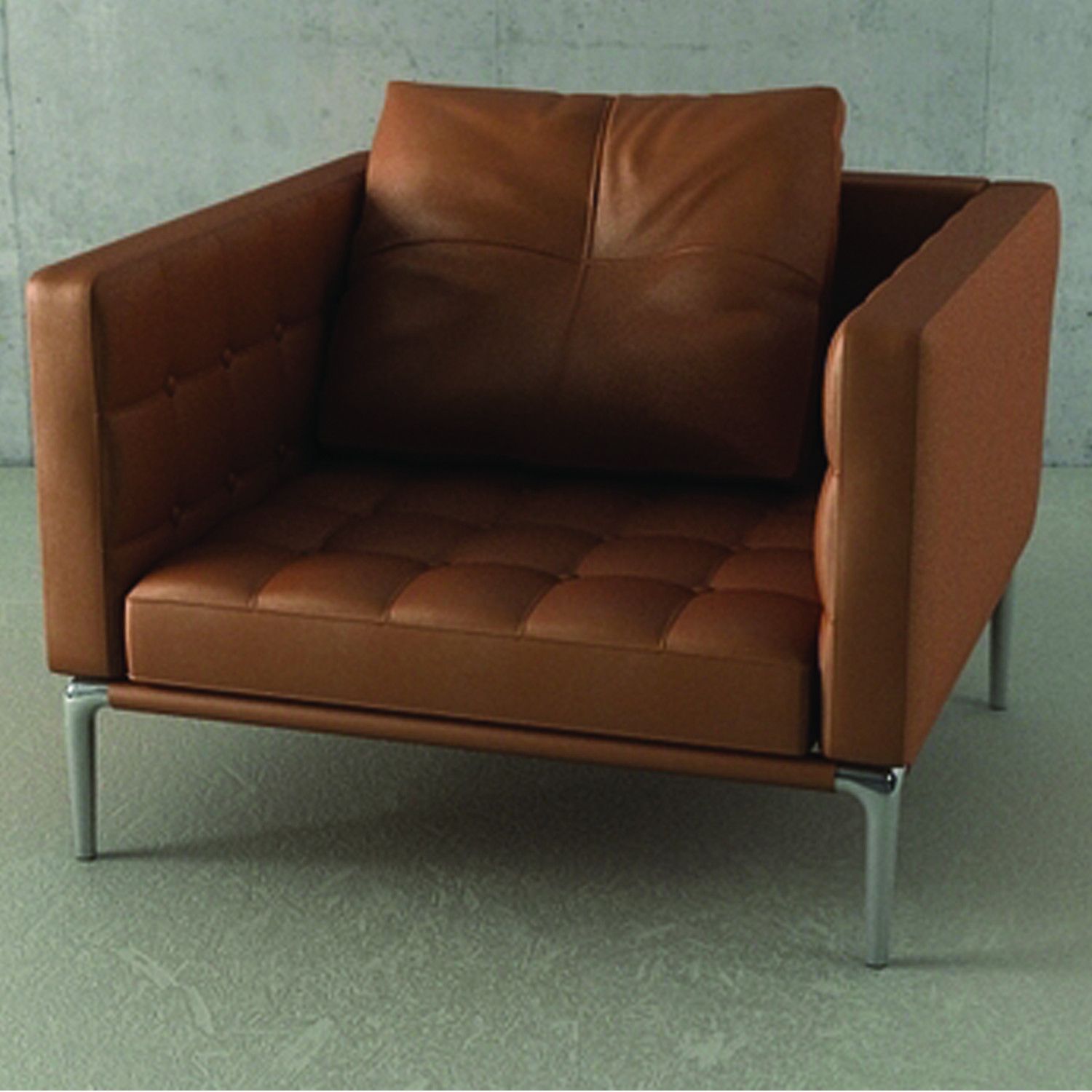 243 Volage Armchair by Cassina