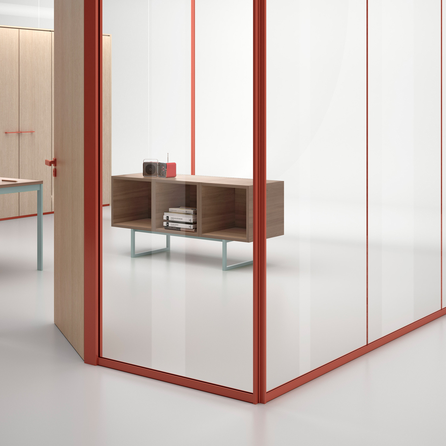 Wallsystem Partitioning