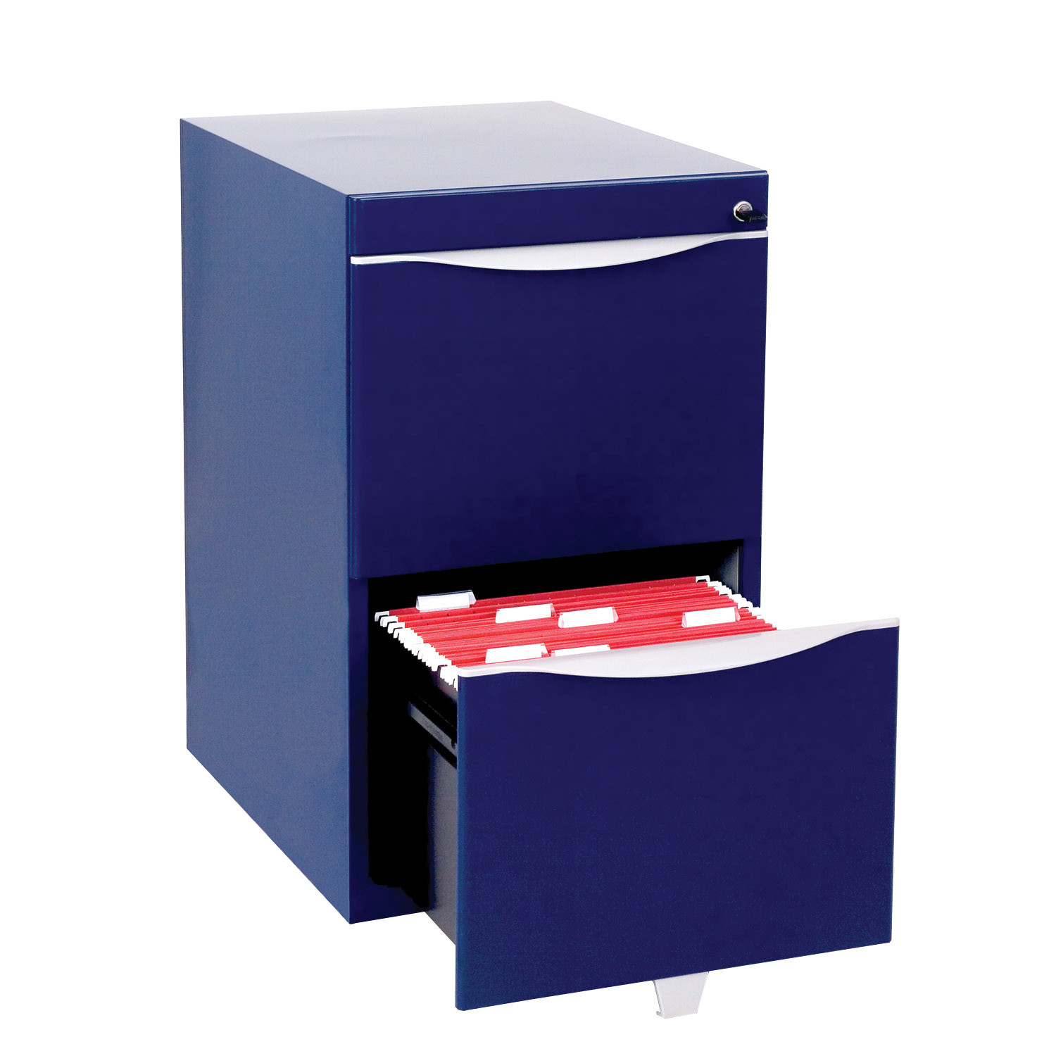 Wave Pedestals Mobile Storage