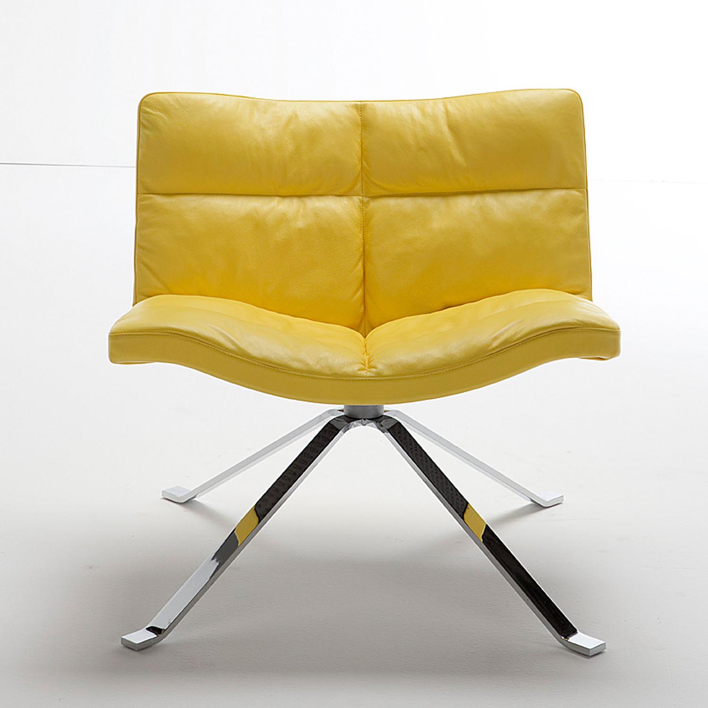 Wave Soft Chair by Tonon