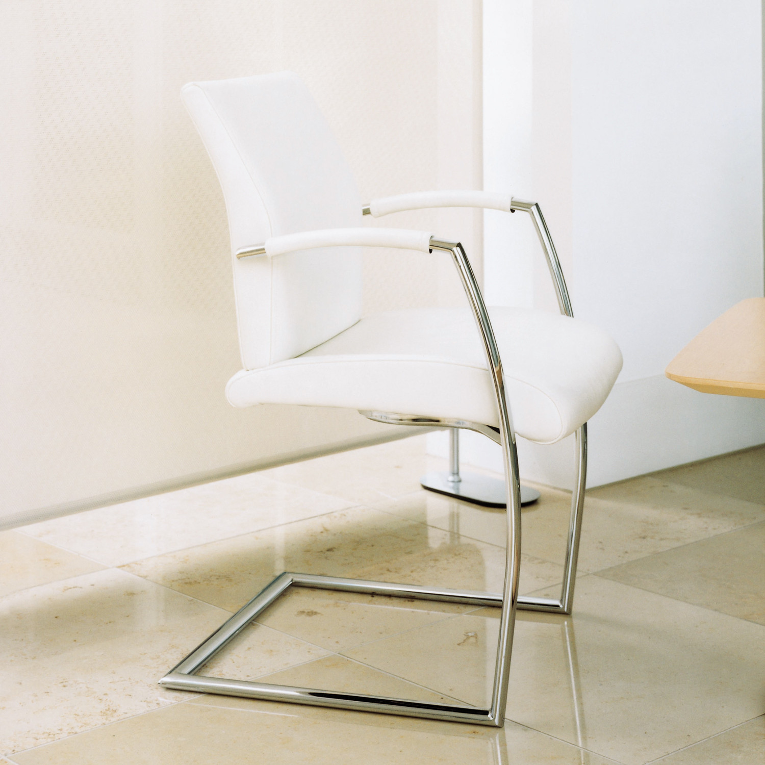 Wave Cantilever Chair