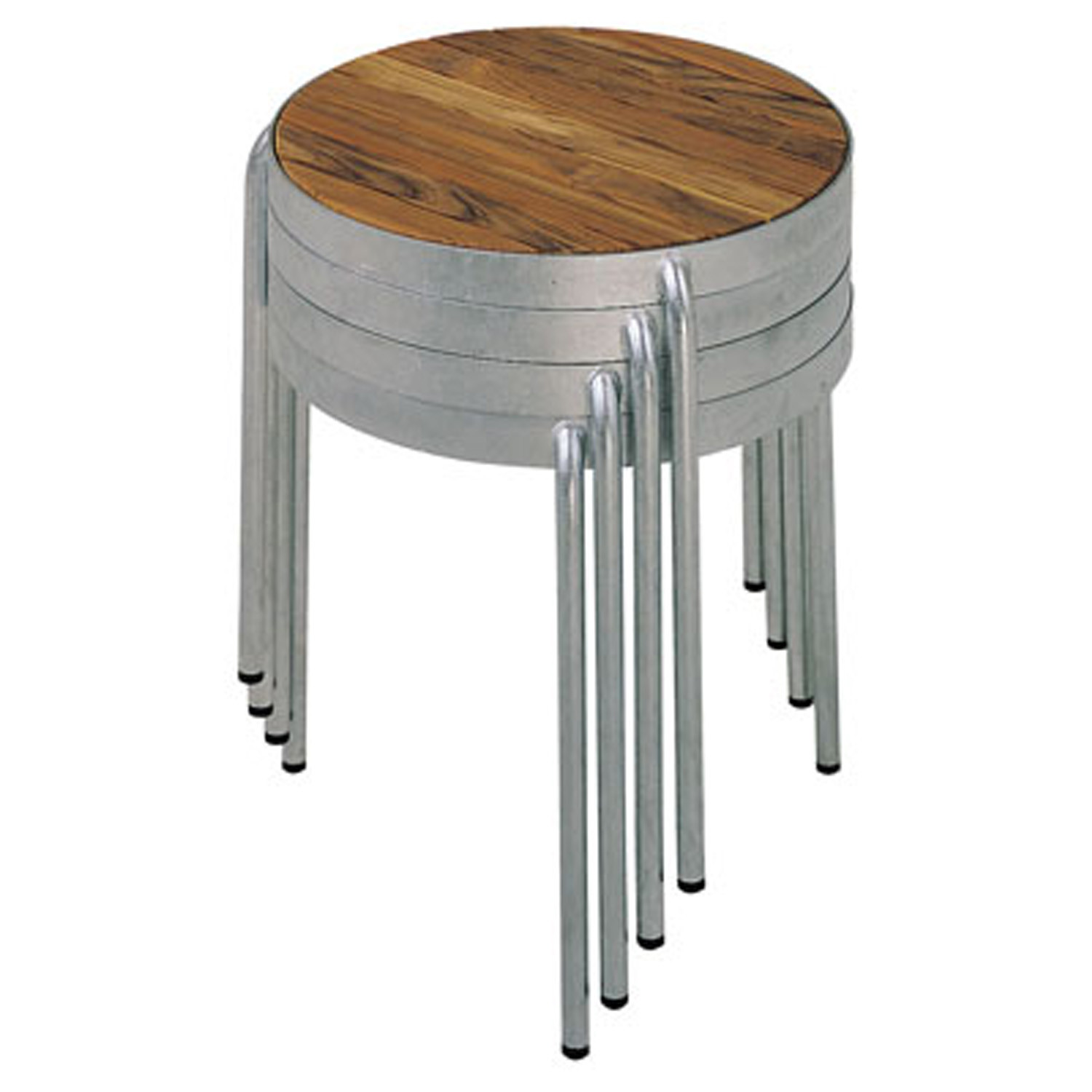 Brazil Stool Stackable