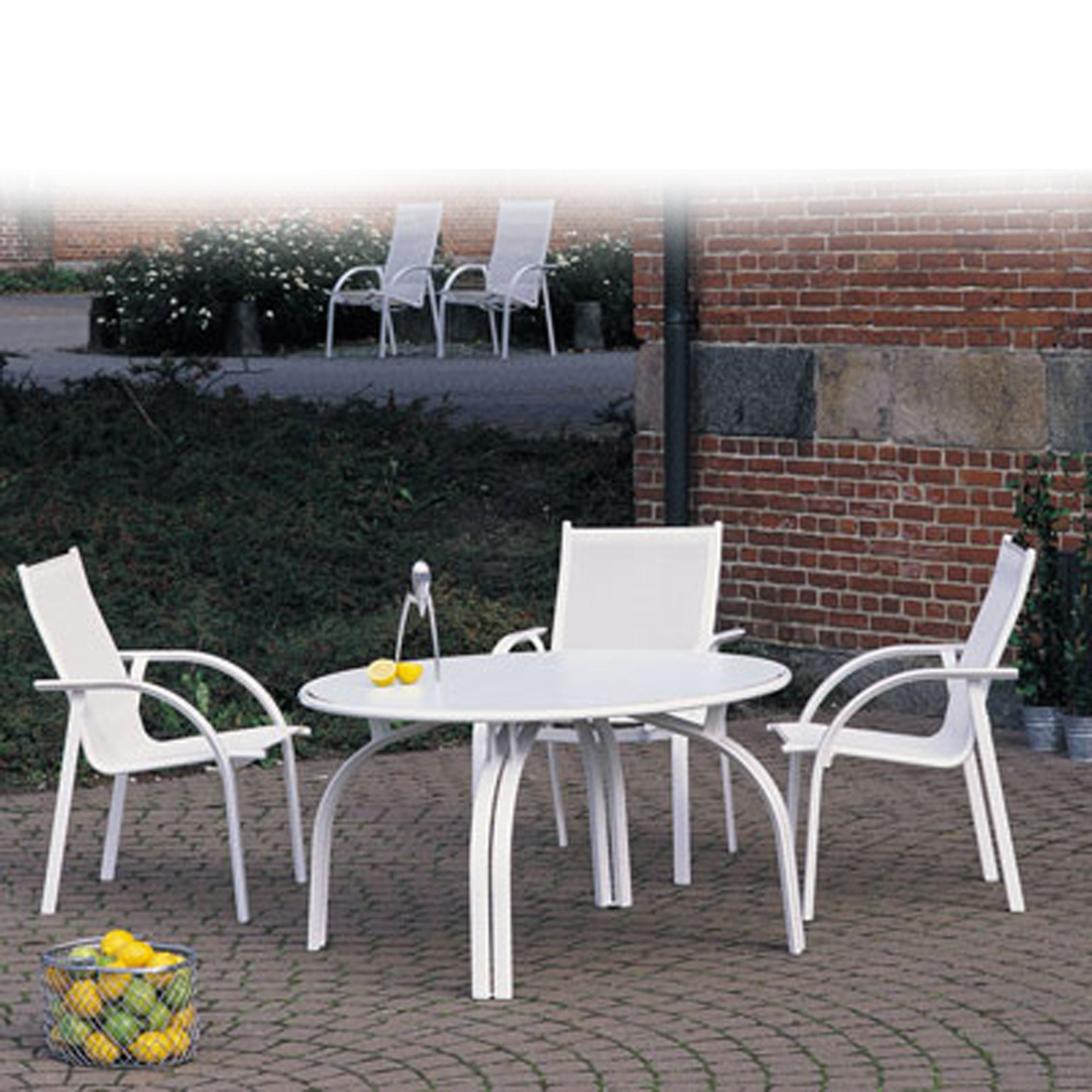 Triline Outside Table