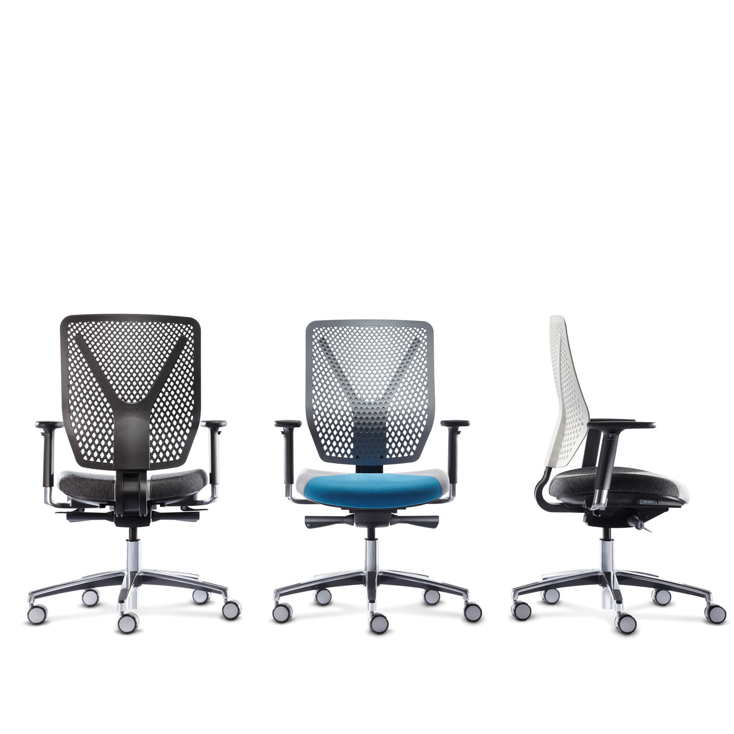 Connection Why Mesh Back Task Chairs