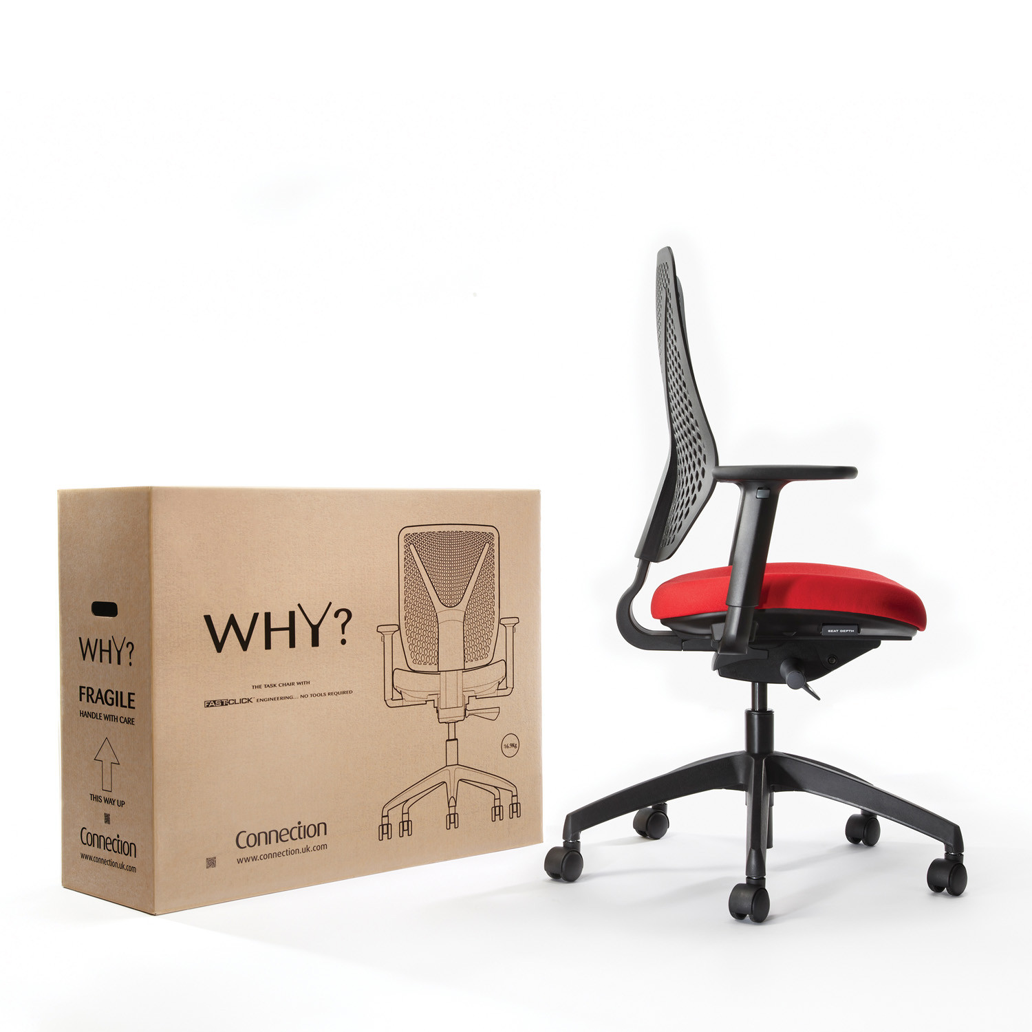 Why Office Task Seating by Connection