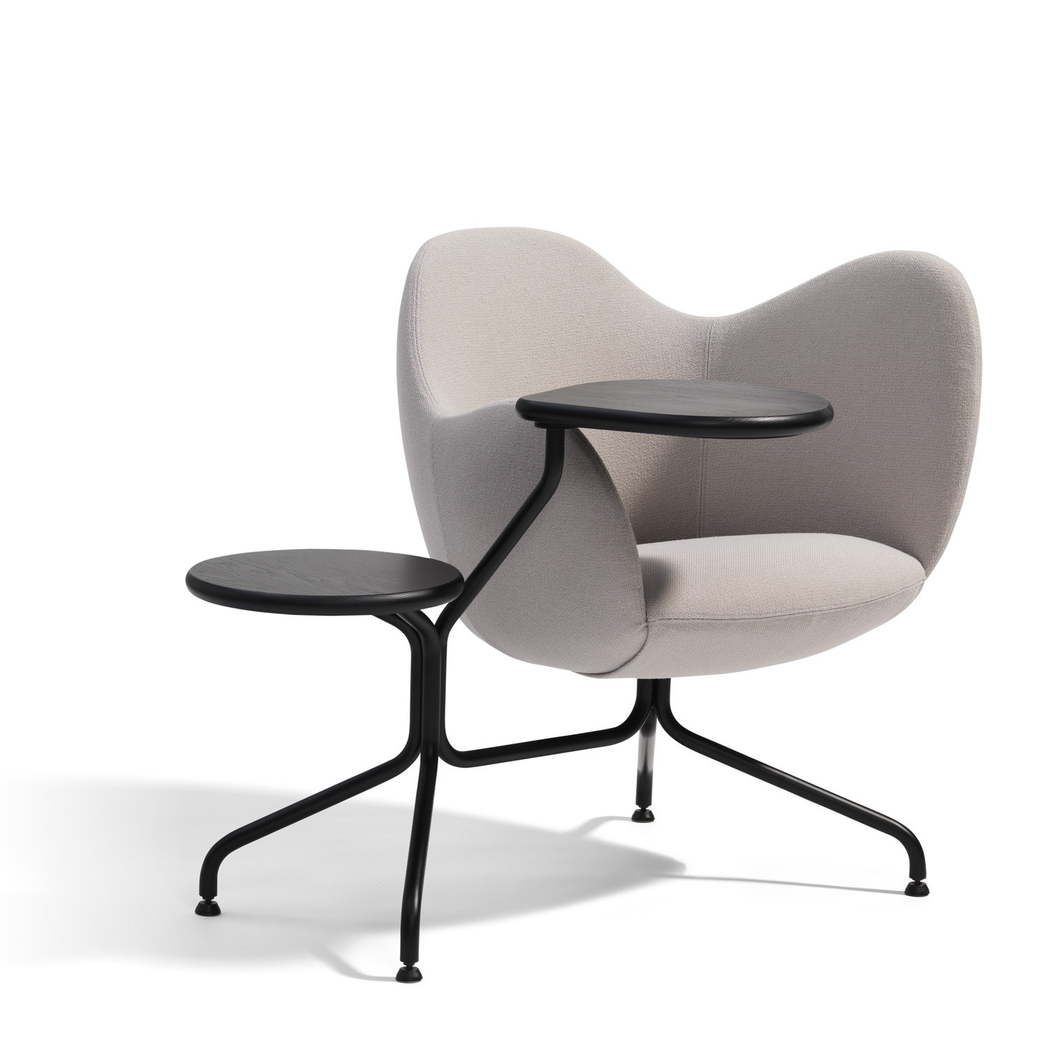 Wilmer T Easy Chair and Tables