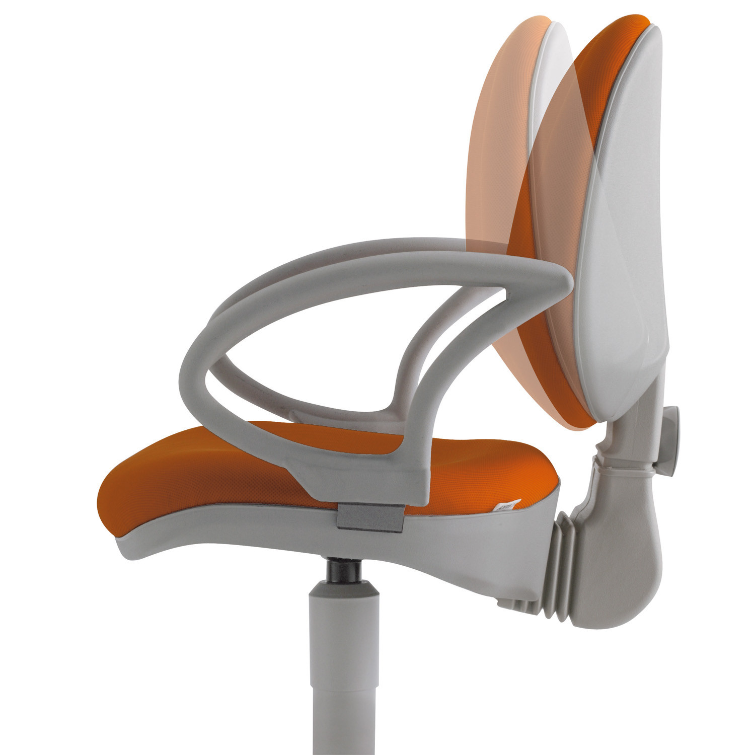 Wing Task Chair with Synchron System