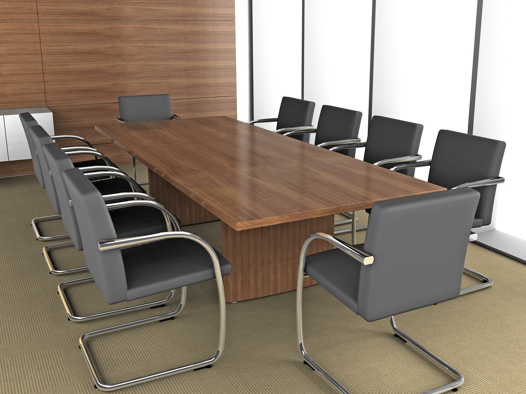 Congress Meeting Table