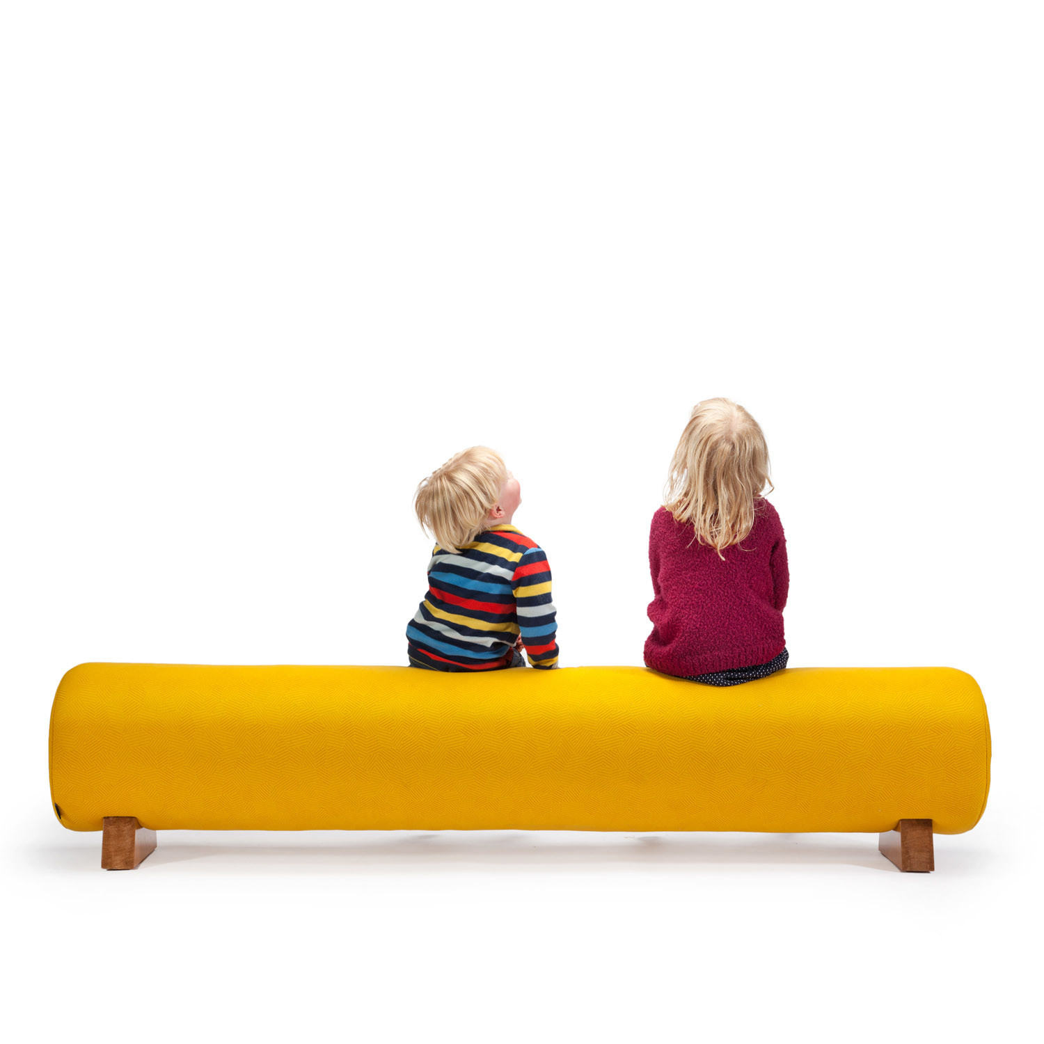 Woody Large Soft Seating Bench