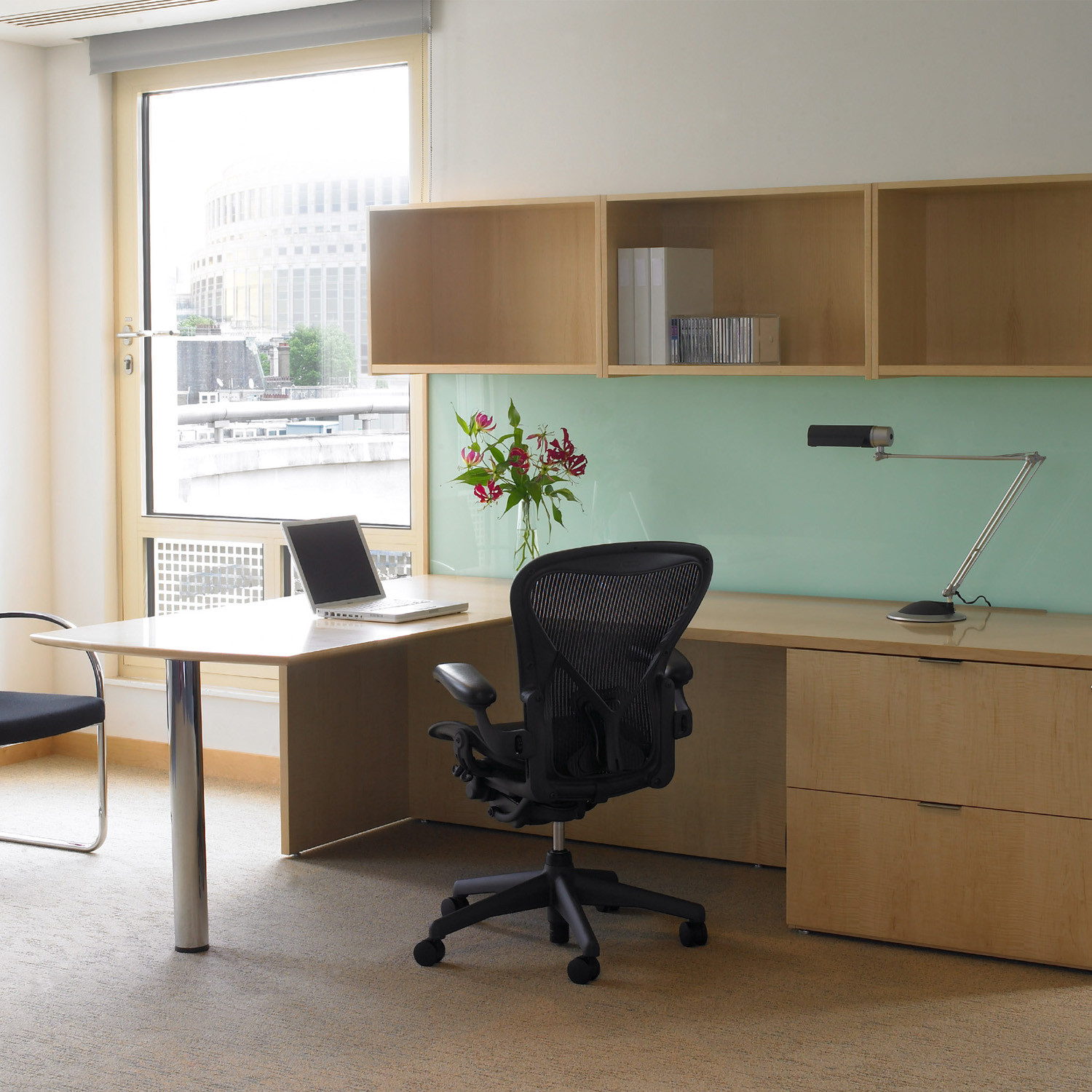 Custom Made Workwall Office Solution
