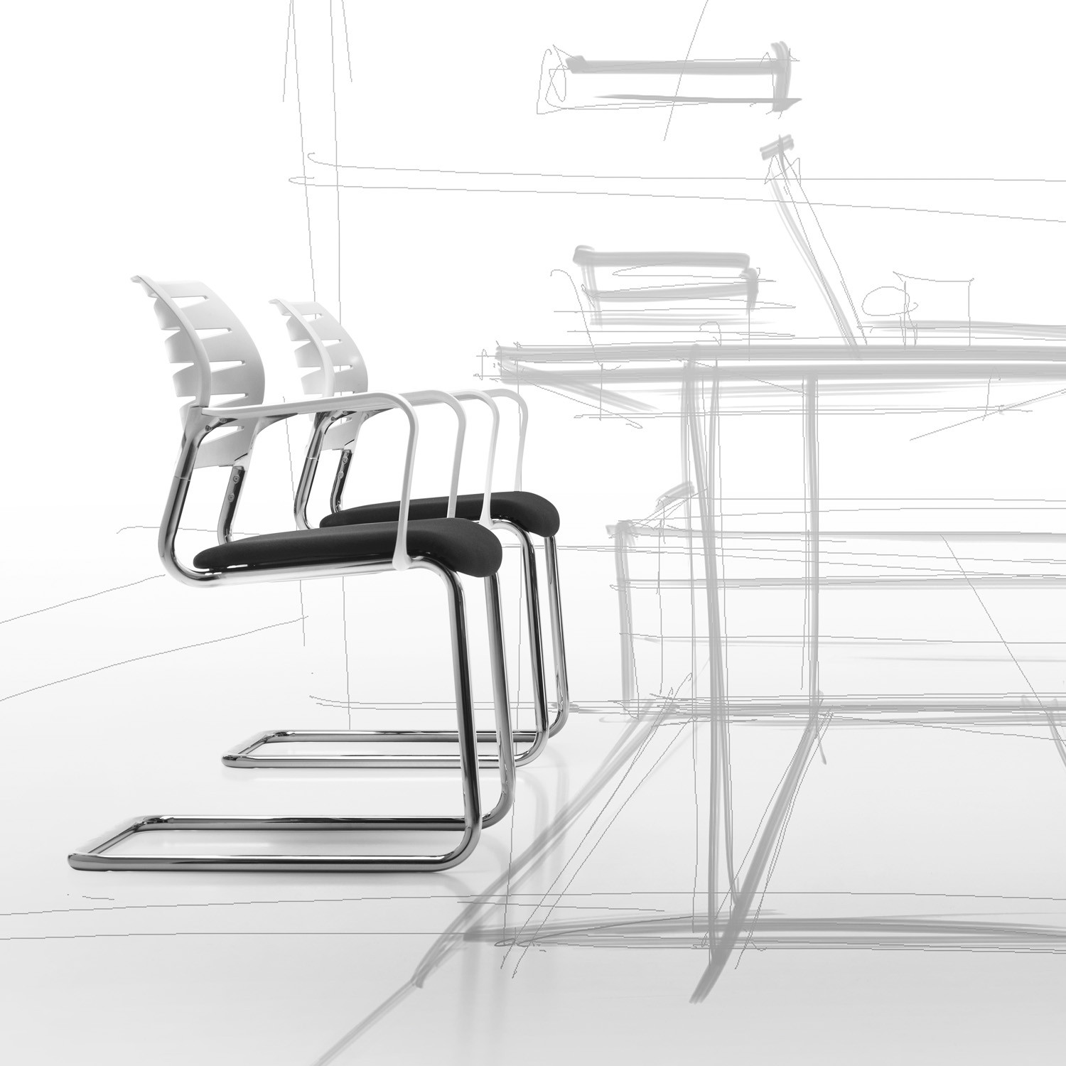 X-Code Conference Chairs by Dauphin