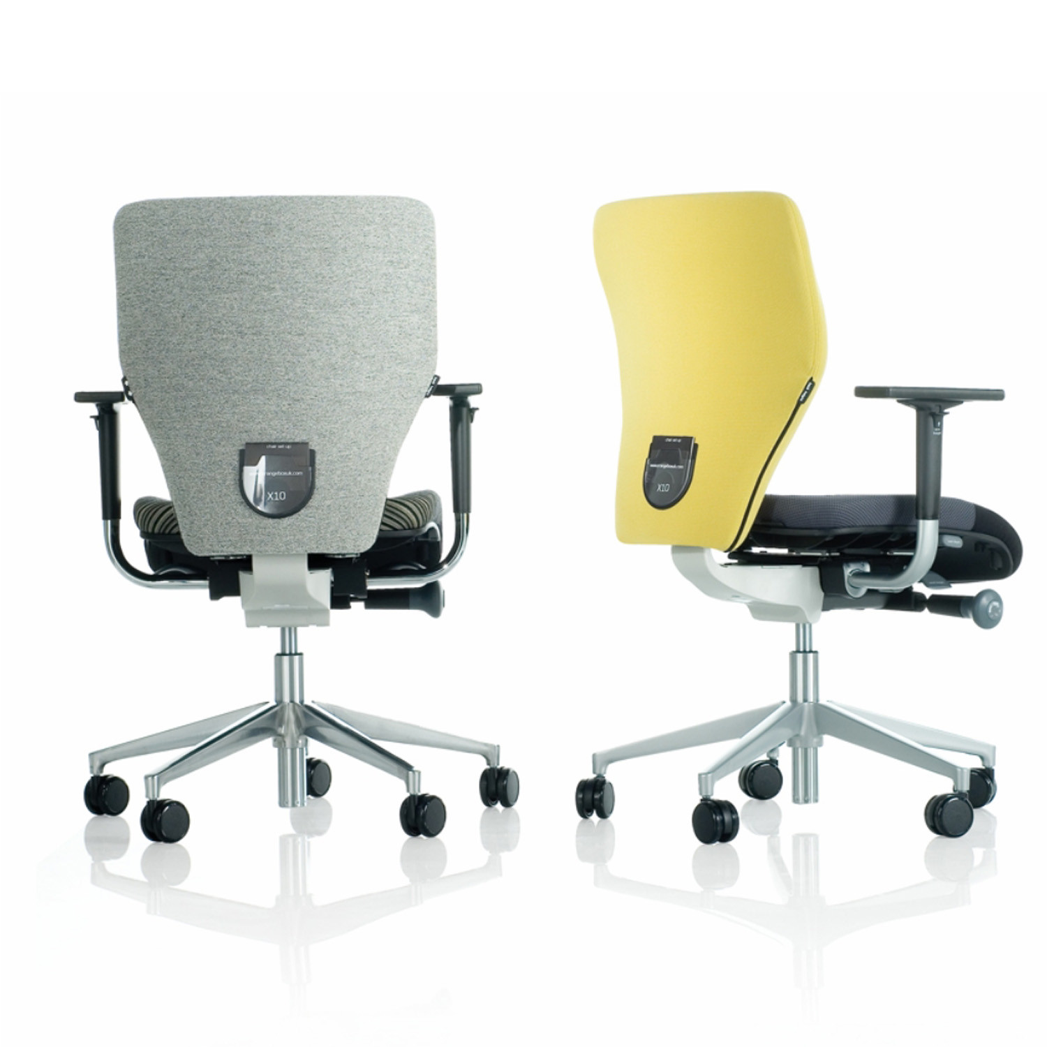 X10 Office Chairs from Orangebox