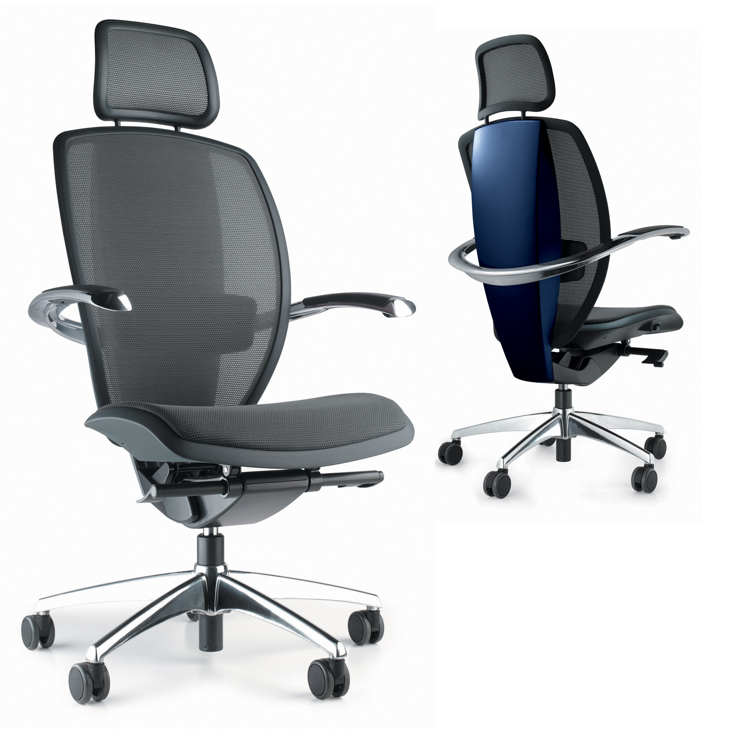 Xtem Office Chairs with headrest