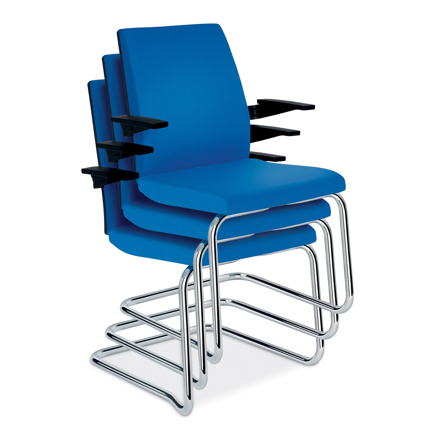 Yeah! Cantilever Meeting Chairs