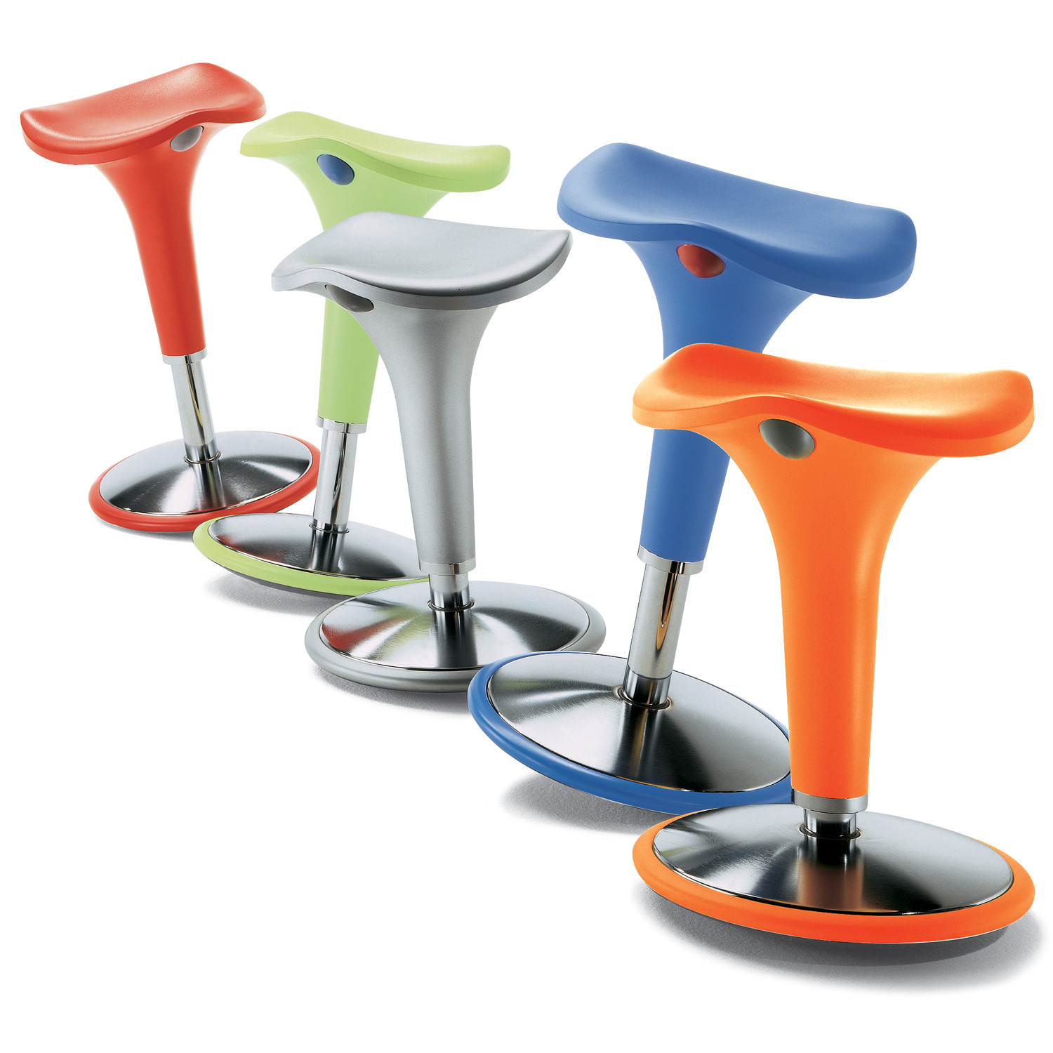 Zanzibar Swing Bar Stools by Rexite