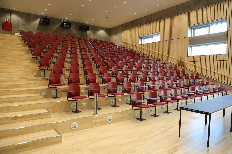 Four®Cast2 Audi Auditorium Seating