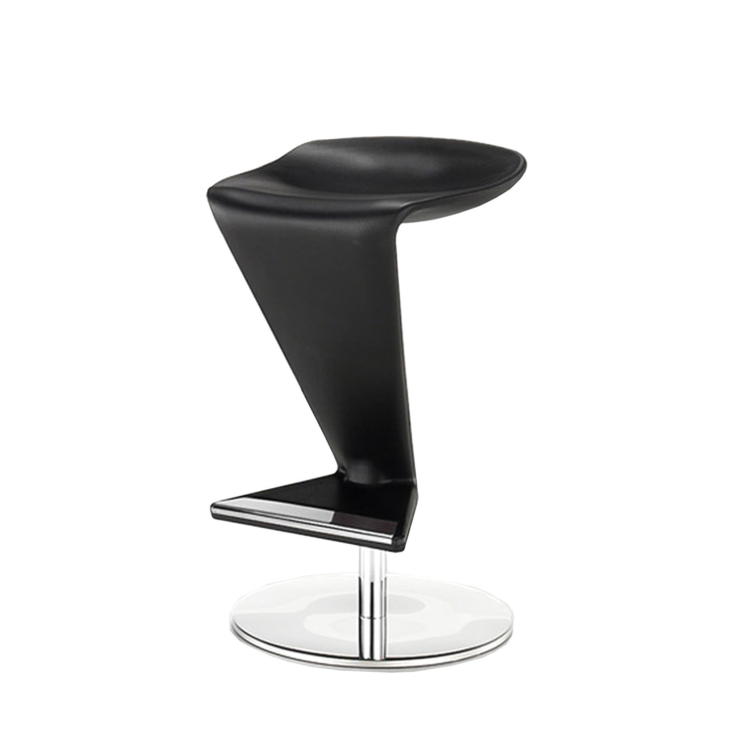 Zed Height Adjustable Stool by Connection