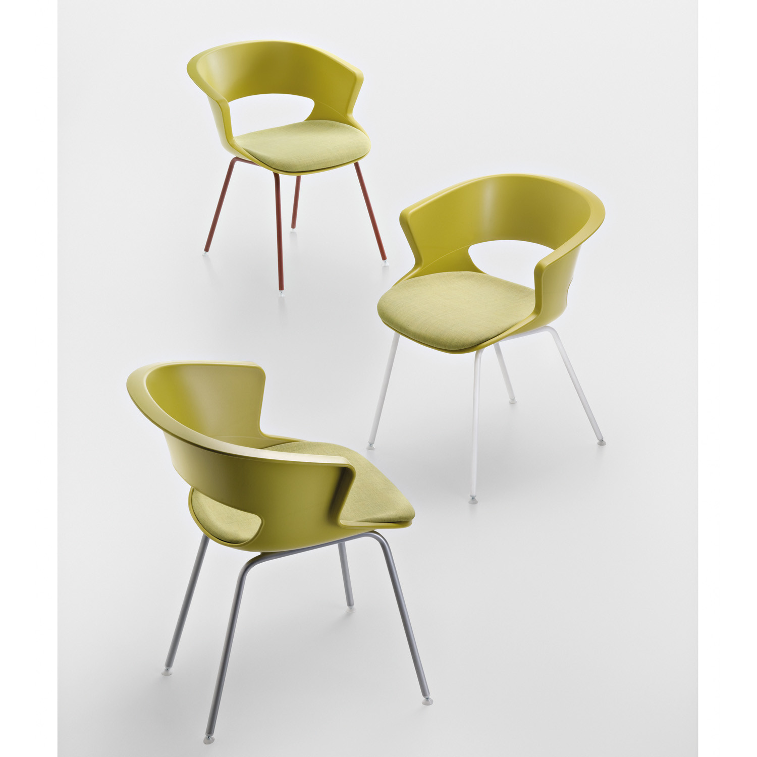 Zed Lounge Chairs