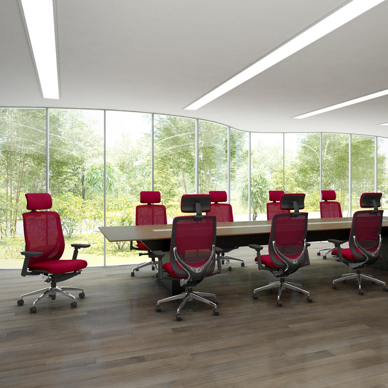 Okamura Zephyr Light Task Chairs
