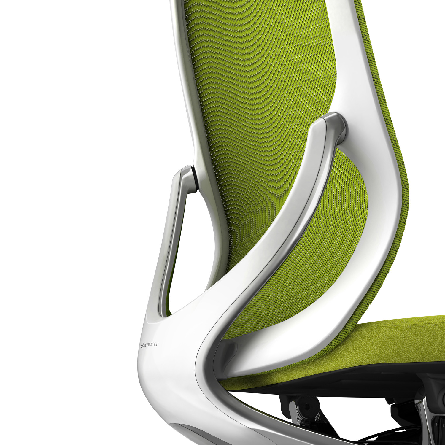 Okamura Zephyr Office Task Chairs Detail
