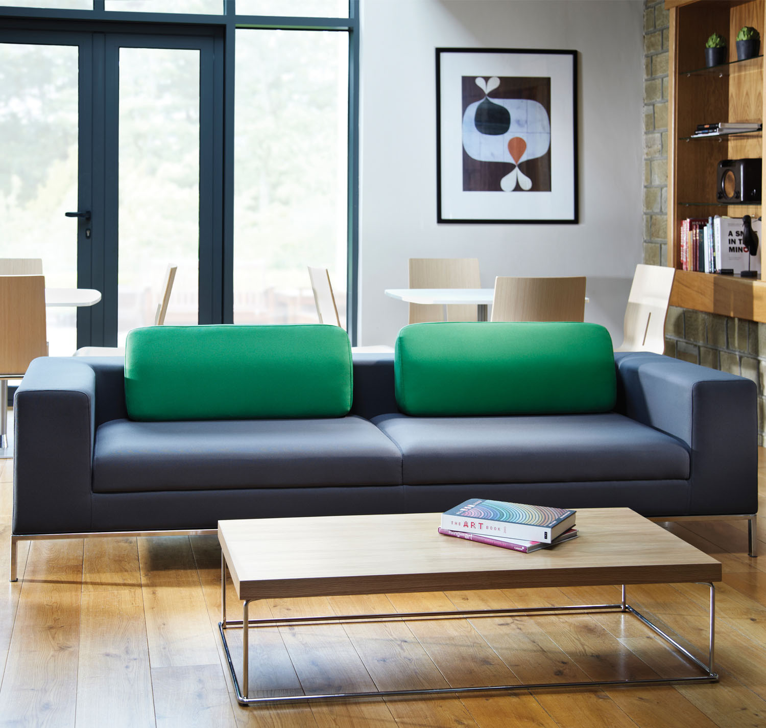 Zeus Modular Sofa by David Fox