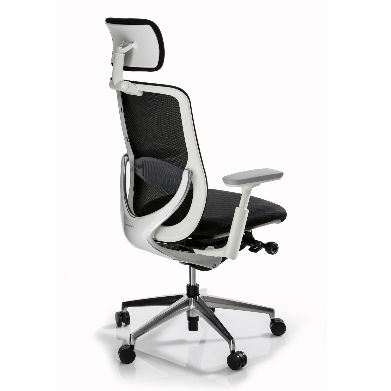 Zephyr Light Office Chair with Headrest