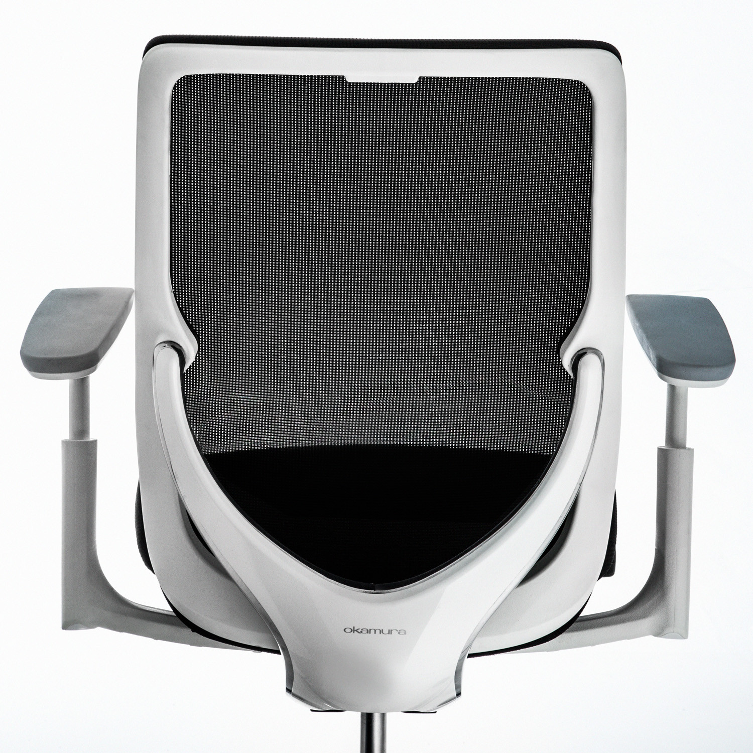 Zephyr Light Office Chair Backrest Detail
