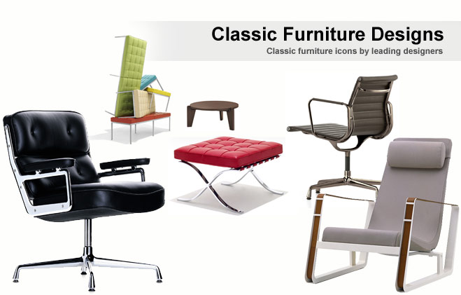 Classic Furniture Designs