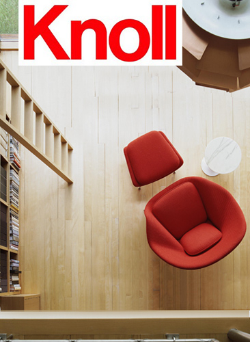 Knoll modern designer office furniture to connect people with their work.