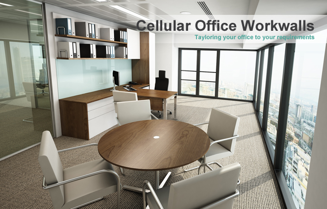 Cellular Office Workwalls