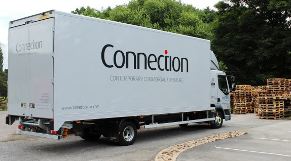 Connection Furniture Truck