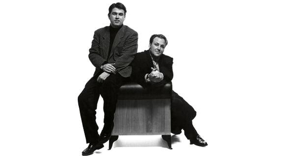 Offecct founders: Kurt Tingdal and Anders Englund