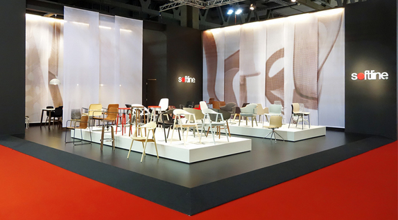 Softline seating collection