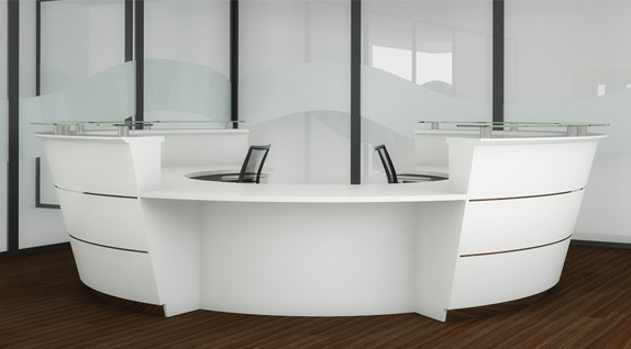 Tula Premia Reception Desk