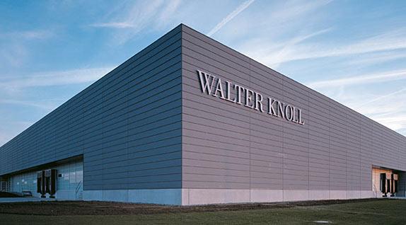Walter Knoll Factory